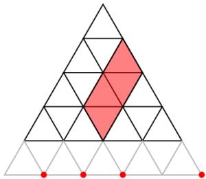 triangle lattice 2